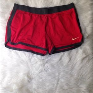 Women's Nike Athletic Workout Shorts Size XL